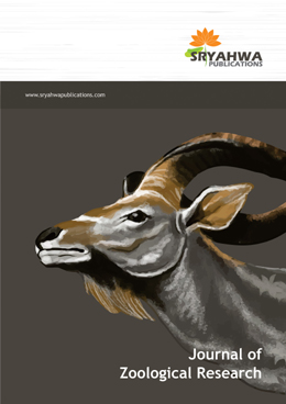 Journal of Zoological Research-Sryahwa Publications