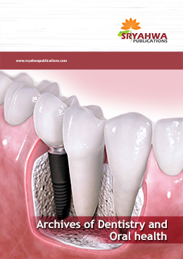 Archives of Dentistry and Oral Health
