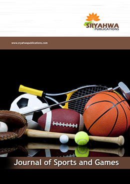 Journal of Sports and Games-Sryahwa Publications