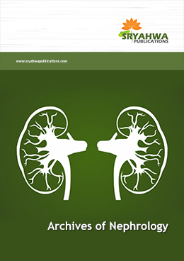 Archives of Nephrology- Sryahwa Publications